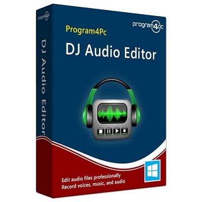 Program4Pc DJ Audio Editor v7.6 - ITA