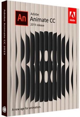 Adobe Animate CC & Mobile Device CC 2019 v19.2.1.408 64 Bit - ITA