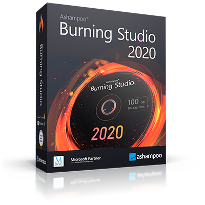 Ashampoo Burning Studio 2020 v1.21.3  - ITA