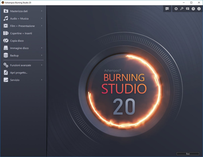 [PORTABLE] Ashampoo Burning Studio v20.0.0.33 Beta Portable - ITA