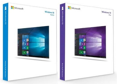 Microsoft Windows 10 Home   Pro v1909 Aio (2 in 2) - Gennaio 2020 - ITA