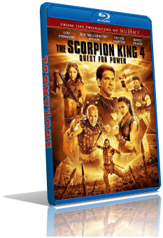 Il Re Scorpione 4 – La conquista del potere (2015) BluRay 1080p Video Untouched MKV ITA DTS/AC3 – ENG DTS-HD MA/AC3 Subs – iTA/ENG
