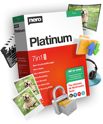 Nero Platinum Suite 2020 v22.0.00900 - Ita