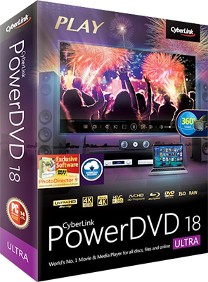 CyberLink PowerDVD Ultra v18.0.2705.62 - ITA