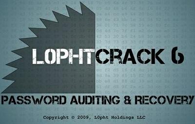 L0phtCrack Password Auditor Pro & Enterprise v6.0.21 - Eng