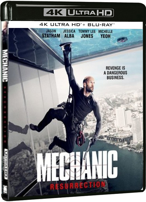 Mechanic-Resurrection (2016) Mkv Ultra HD 4K 3840 x 2160 HEVC ITA DTS ENG TrueHD Atmos 7.1 ITA ENG AC3