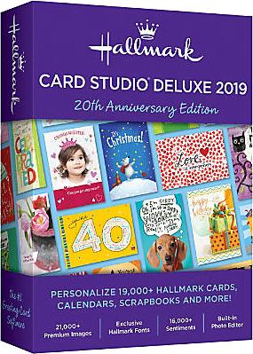 Hallmark Card Studio 2019 Deluxe v20.0.0.9 + Bonus Pack - Eng