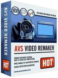 AVS Video ReMaker v6.3.3.237 - ITA
