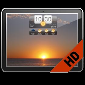 [MAC]Weather HD: Forecast, Live Wallpaper, Screensaver v3.7.2 - Ita