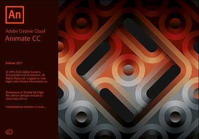 Adobe Animate CC 2017.5 v16.5.1.104 DOWNLOAD MAC ITA