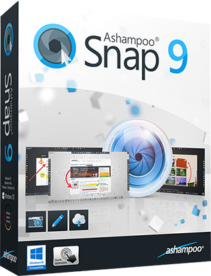 Ashampoo Snap v9.0.0 - Ita