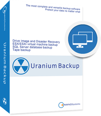 Uranium Backup All Editions v9.6.5 Build 7175 - ITA