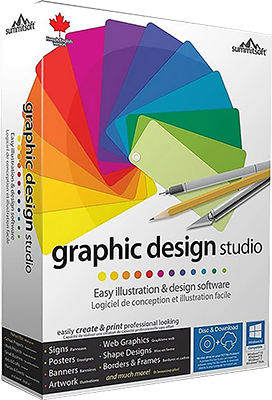 Summitsoft Graphic Design Studio v1.7.7.2 - ENG