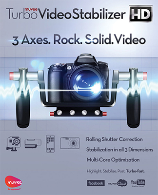 muvee Turbo Video Stabilizer v1.1.0.28371 Build 3090 - Eng