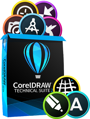 CorelDRAW Technical Suite 2019 v21.3.0.755 - ITA