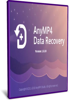 [PORTABLE] AnyMP4 Data Recovery 1.0.10 Portable - ENG