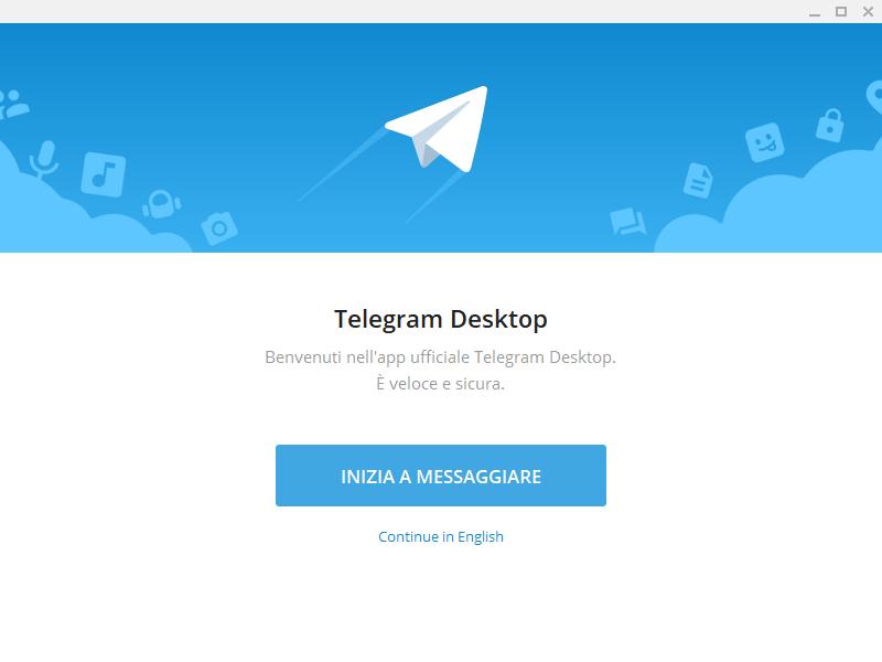 [PORTABLE] Telegram Desktop v2.7.2 Portable - ITA