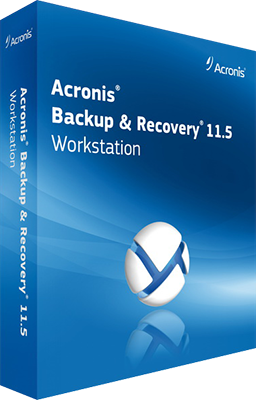 Acronis Backup Workstation & Server v11.5.43994 + Boot Cd - Ita