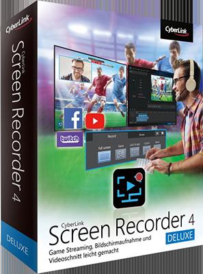 CyberLink Screen Recorder Deluxe v4.2.1.7855 - Ita
