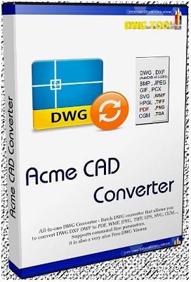 Acme CAD Converter 2019 v8.9.8.1503 - ITA