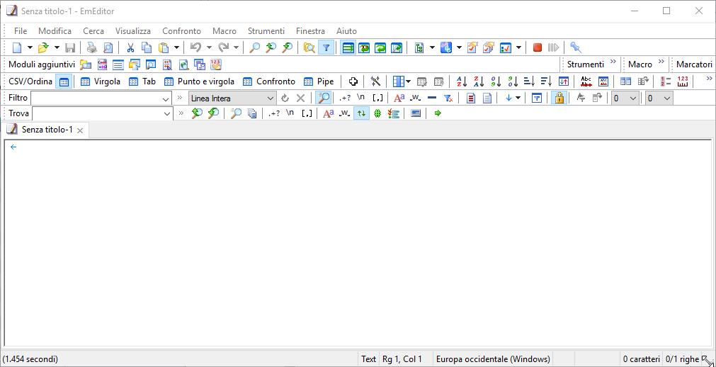 [PORTABLE] Emurasoft EmEditor Professional 19.8.6 Portable - ITA