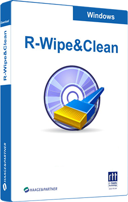 R-Wipe & Clean 20.0 Build 2250 Corporate - ENG