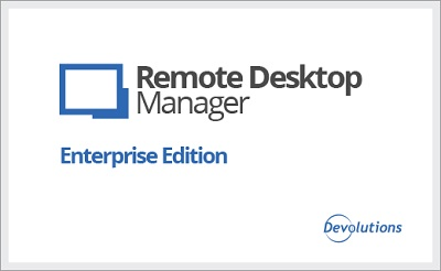 Devolutions Remote Desktop Manager Enterprise v12.5.1 DOWNLOAD ITA