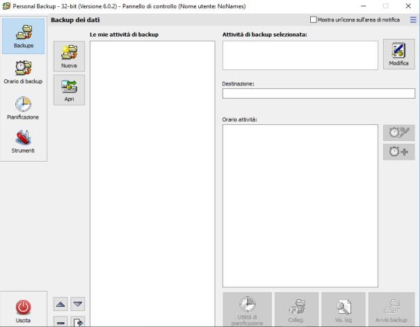 Personal Backup 6.1.0.1 - ITA