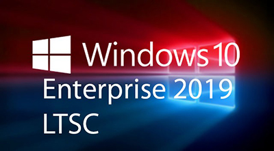 Microsoft Windows 10 Enterprise LTSC - Agosto 2019 - Ita