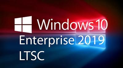Microsoft Windows 10 Enterprise LTSC - Agosto 2019 - Ita