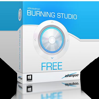 [PORTABLE] Ashampoo Burning Studio Free v1.21.3 - Ita