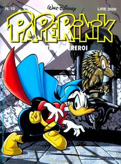 Paperinik e altri supereroi n. 10 (1994)