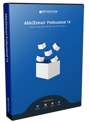 Able2Extract Professional v14.0.12.0  - ENG