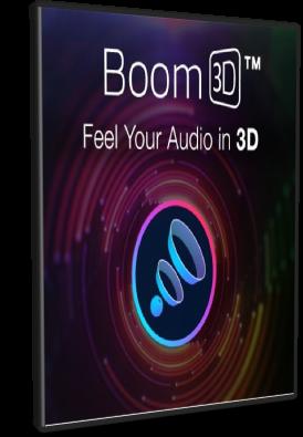 Boom 3D v1.2.1 64 Bit - ENG