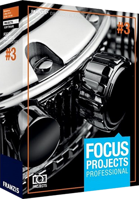 Franzis FOCUS Projects Professional v3.25.02375 - Eng