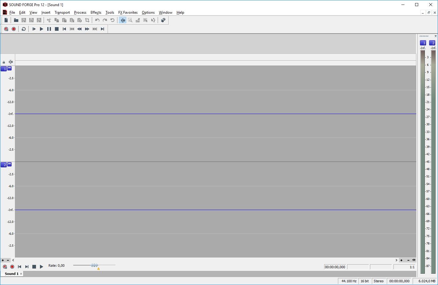 MAGIX SOUND FORGE Pro v13.0.0.76 - ENG
