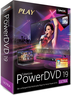 CyberLink PowerDVD Ultra v19.0.1714.62 Multi - ITA