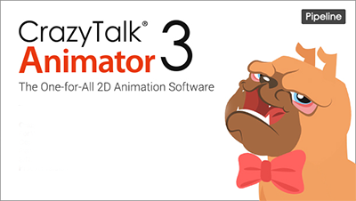 Reallusion CrazyTalk Animator v3.1.1607.1 Pipeline DOWNLOAD MAC ENG