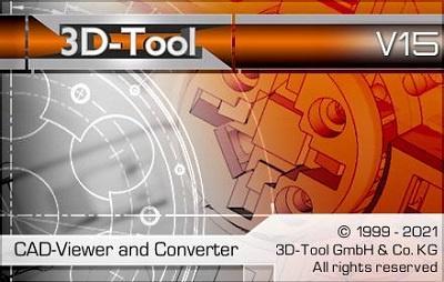 3D-Tool 15.00 x64 - ENG