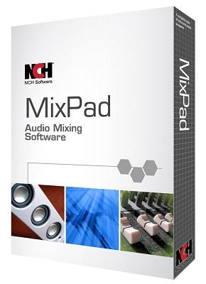 NCH MixPad Masters Edition v7.89 - ITA