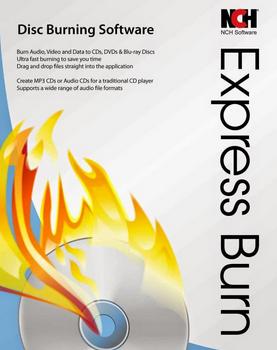 Express Burn Plus 6.06 MacOSX - ENG