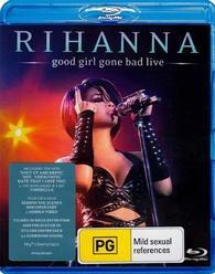 RIHANNA  Good Girl Gone Bad LIVE  (2008) FULL BLURAY 1.1 DTS-HD MA