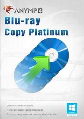 AnyMP4 Blu-ray Copy Platinum 7.2.56 - ENG