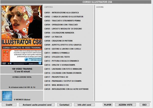 VideoCorso Completo Adobe Illustrator CS6 - ITA