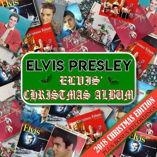 Elvis Presley – Elvis' Christmas Album plus (2018) mp3 320 kbps
