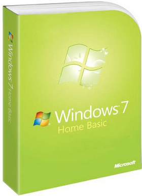 Microsoft Windows 7 Sp1 Home Basic - Maggio 2018 - ITA