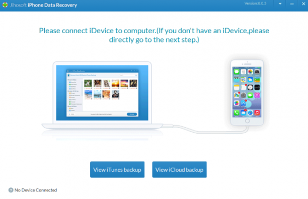 Jihosoft iPhone Data Recovery 8.0.5 - ENG