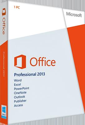Microsoft Office Professional Plus 2013 VL Sp1 v15.0.5085.1000 Novembre 2018 Attivo - ITA