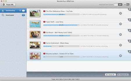 [MAC] Wondershare AllMyTube 7.3.4.2 macOS - ITA