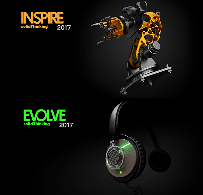 solidThinking Suite (Evolve + Inspire) 2017.2.1 Buld 8097 x64 - ITA